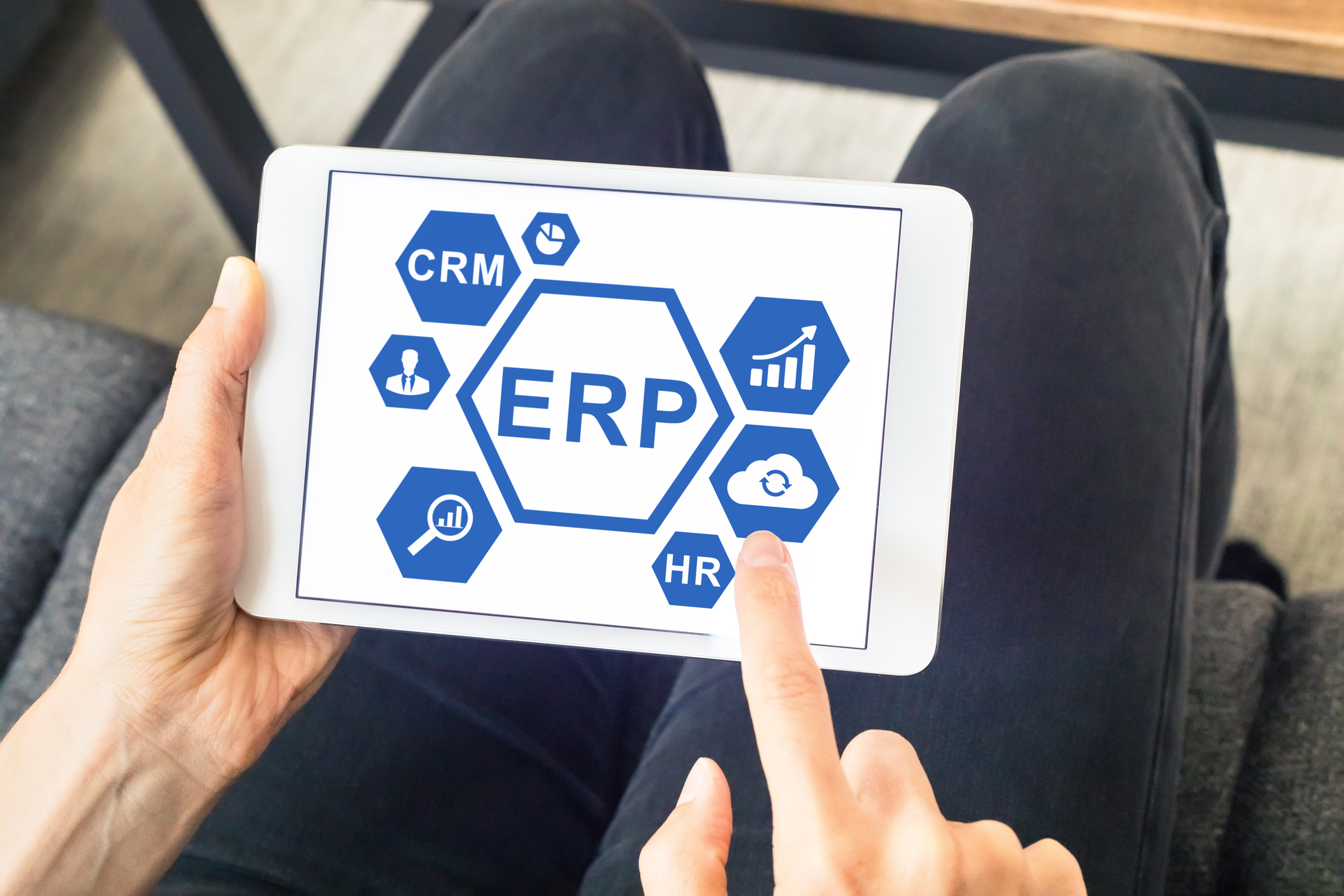 ERP Desk